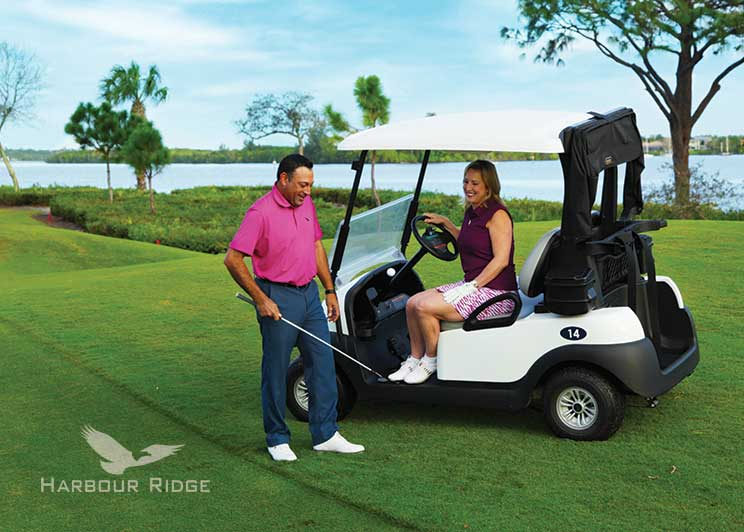 Why Does This PGA Tour Instructor Call Harbour Ridge His Office? Harbour Ridge style=