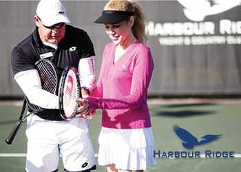 This Treasure Coast Club's Summer Tennis Program is a Pure Ace! Harbour Ridge style=