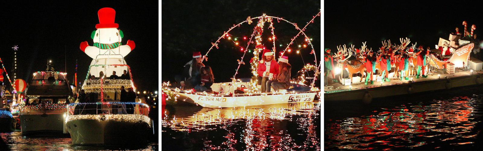 Can't Miss Holiday Events On Florida's Treasure Coast