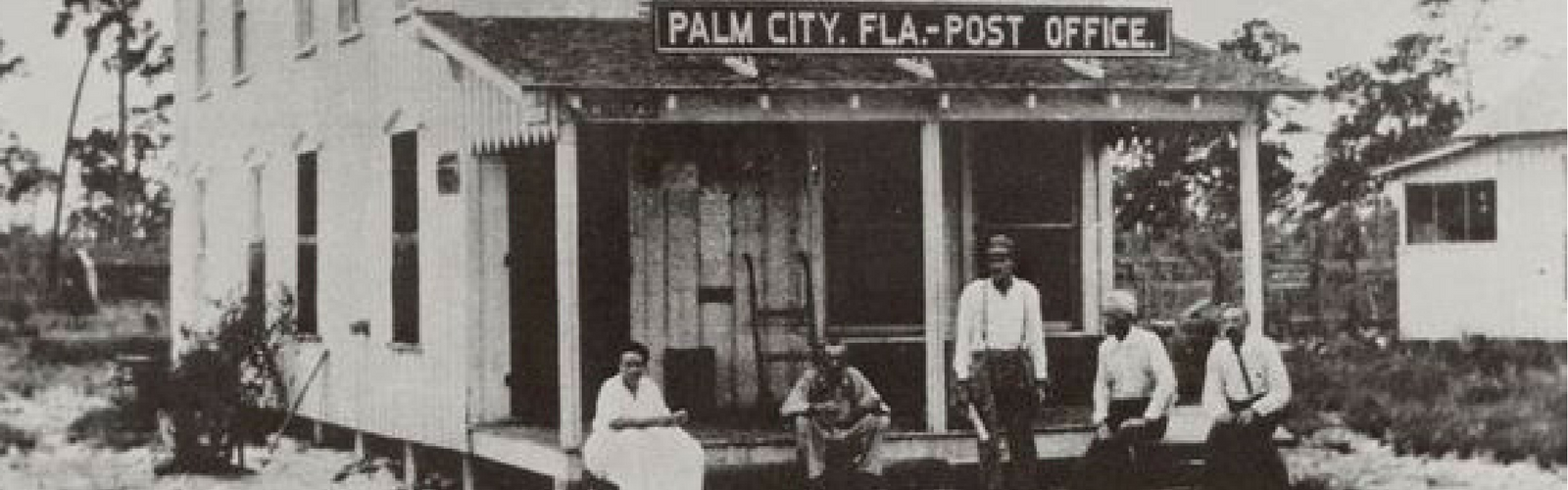 The History of Palm City