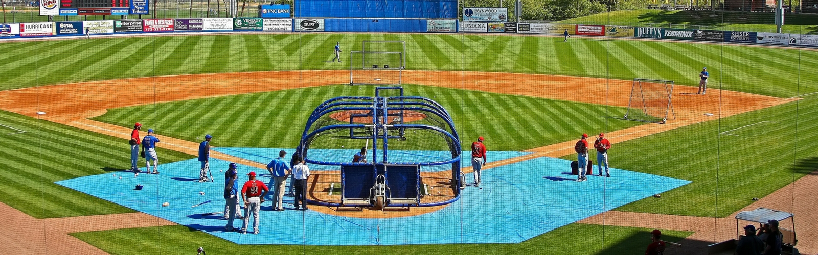 Play Ball! Spring Training has begun for the New York Mets and they are closer than you think.