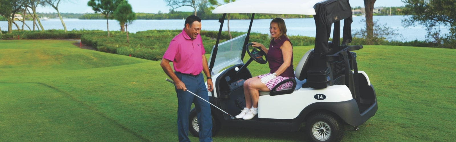 Golf Tips from Harbour Ridge's Mike Malizia