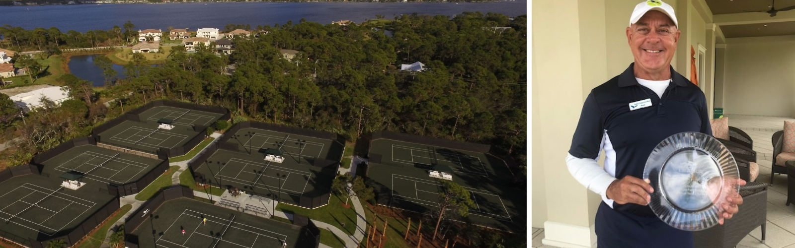 HARBOUR RIDGE RECEIVES 2018 USTA TENNIS FACILITY OF THE YEAR AWARD