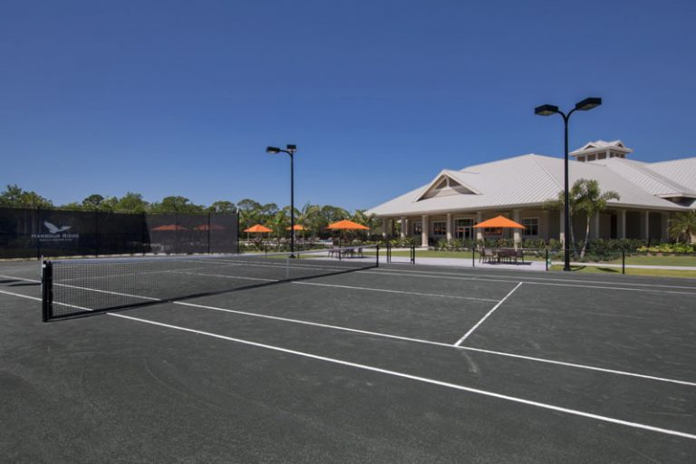 Lakeside Tennis Court