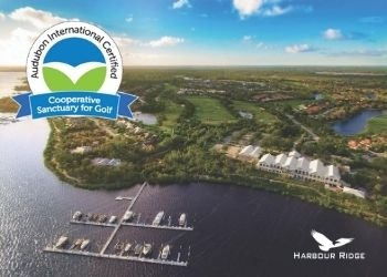 Harbour Ridge Yacht & Country Club Recognized for Environmental Excellence Harbour Ridge style=